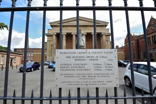TRIAL: Worcester Crown Court