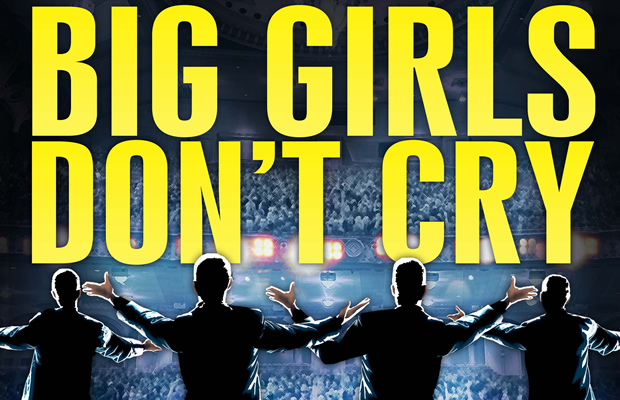 Big Girl's Don't Cry