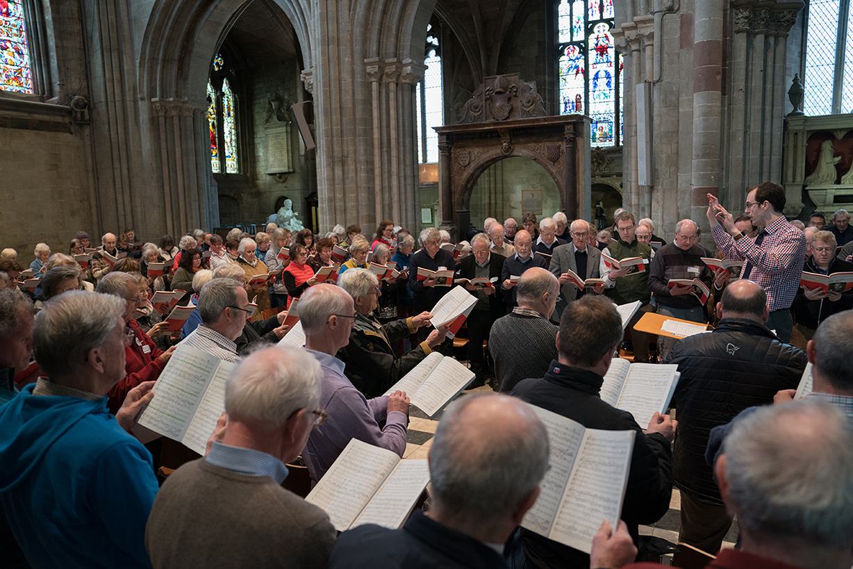 Come & Sing! Elgar The Music Makers - 1-day workshop hosted by Worcester Festival Choral Society