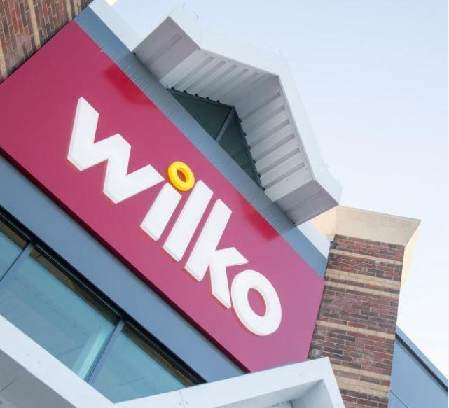 THEFT: £9,600 was stolen from the Droitwich Wilko by Gillespie