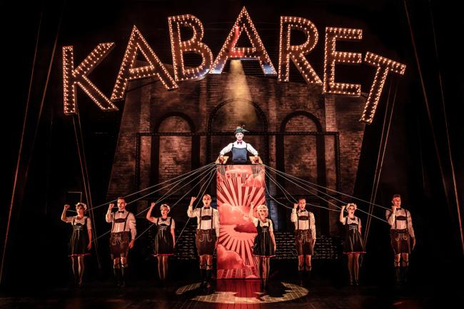 Cabaret: Deliciously decadent amid the darkness of Nazi Germany.