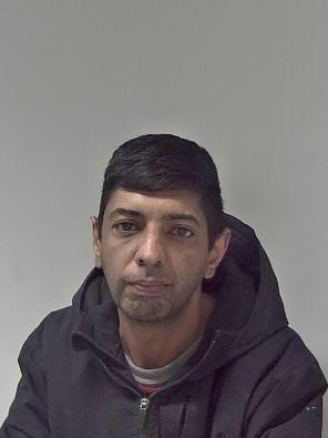 GUILTY: Hussain Akhtar
