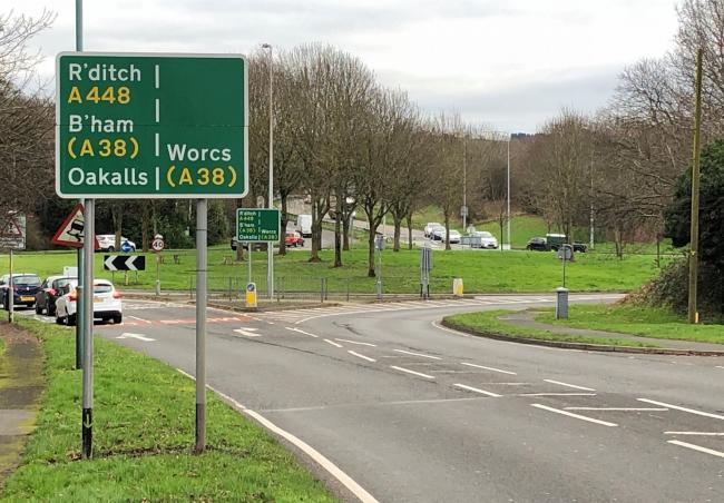 The A38 has been called extremely important for people travelling into and around Bromsgrove.
