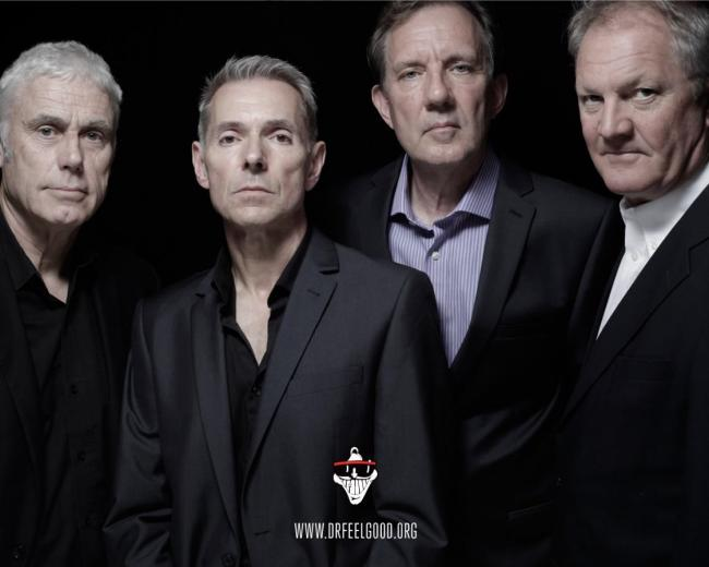 Dr Feelgood... prescribes a dose of real rock and roll.