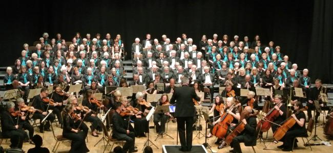 MUSIC: Malvern Festival Chrorus is coming to Worcester