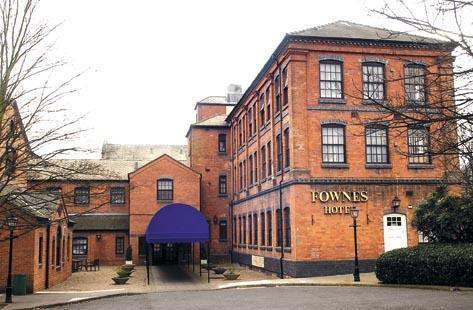 SHELTER: The Fownes hotel is providing shelter for those flooded