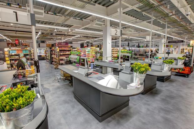 Malvern Gazette: MARKS AND SPENCER: Inside an M&S Foodhall. Picture: Marks and Spencer