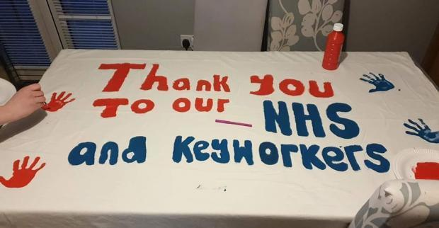 EVENT: Clapping for our carers and key workers will happen at 8pm tonight