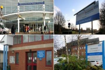 CORONAVIRUS: No new deaths in Worcestershire hospitals for fourth consecutive day, according to daily figures
