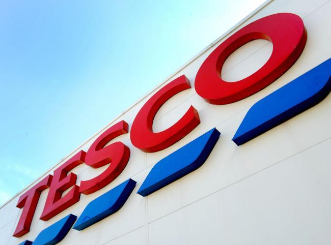 Tesco explain why they have doubled the price of their plastic shopping bags. Picture: PA Wire