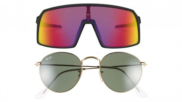Malvern Gazette: Protect those peepers. Credit: Oakley/Ray-Ban
