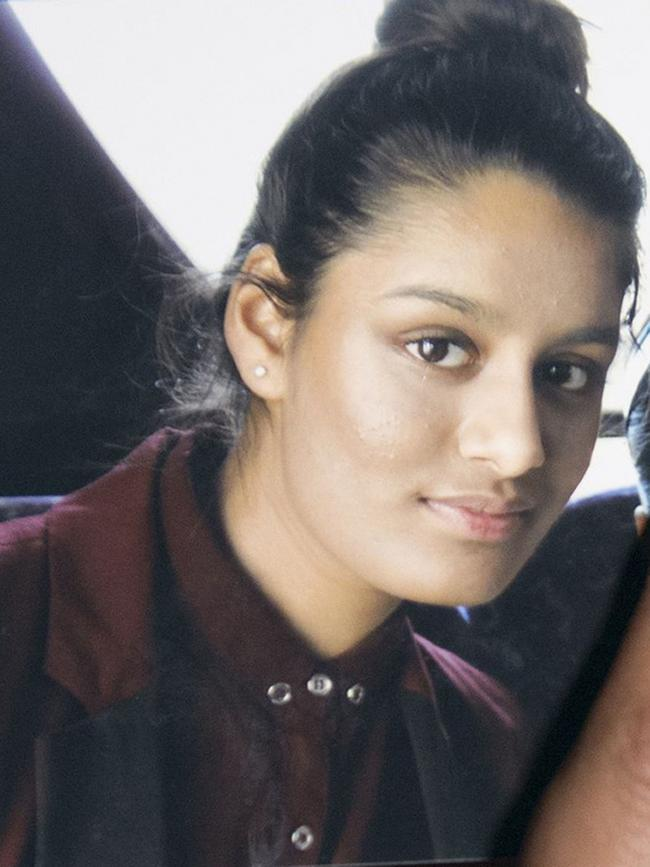 COURT: Shamima Begum - the east London schoolgirl who travelled to Syria to join the so-called Islamic State group - should be allowed to return to the UK to challenge the deprivation of her British citizenship, senior judges have ruled. PA/PA Wire