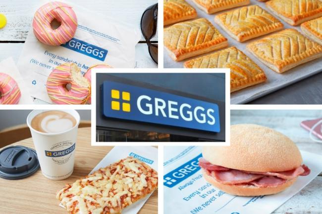 Greggs unveils major changes - including plan to start click and collect service. Pictures: Greggs/Newsquest