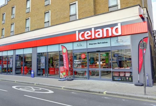Iceland are hiring hundreds more jobs after a surge in demand. Picture: Iceland