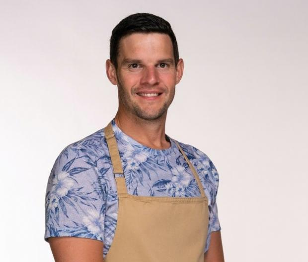 Malvern Gazette: Dave is among contestants for The Great British Bake Off (C4/Love Productions/Mark Bourdillon)