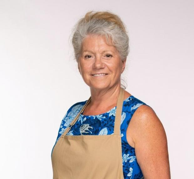 Malvern Gazette: Retiree Linda will put her culinary skills to the test in the latest series of The Great British Bake Off (C4/Love Productions/Mark Bourdillon)