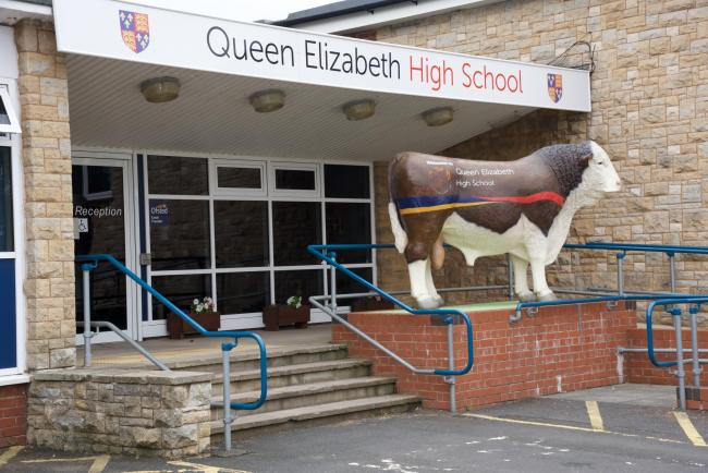Queen Elizabeth High School in Bromyard has confirmed a year 8 pupil has tested positive for coronavirus