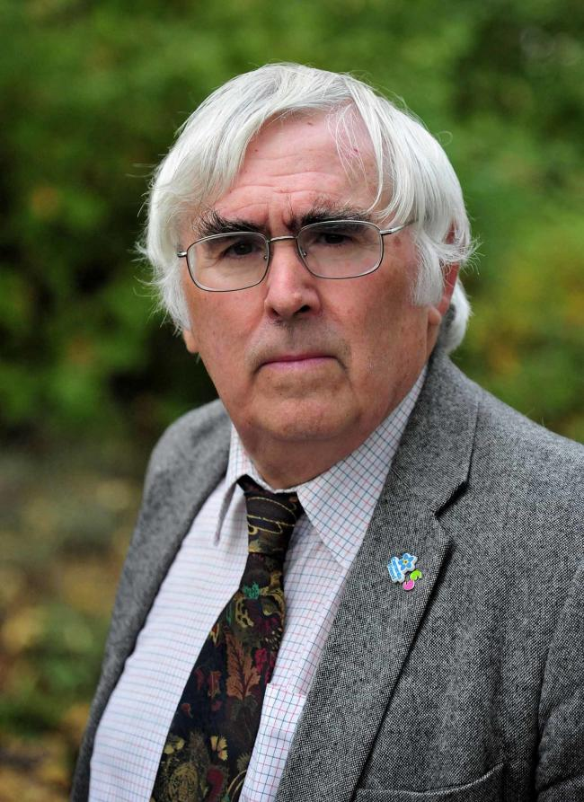SURVEY: Peter Pinfield, Chairman of Healthwatch Worcestershire.