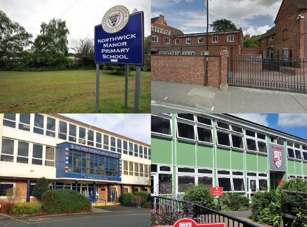 BURST: 40 Worcestershire schools have sent pupils home after a positive coronavirus case