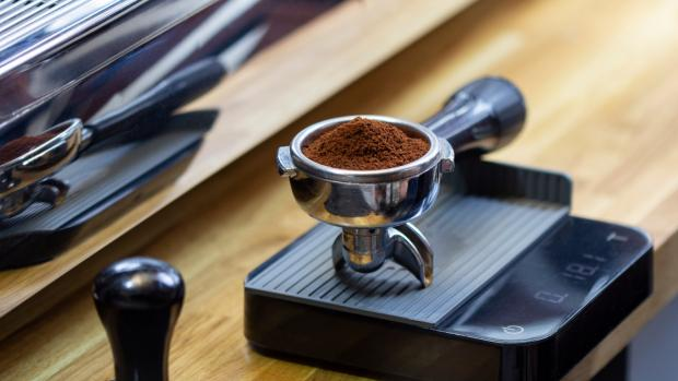 Malvern Gazette: A kitchen scale can help you navigate the bean-to-water ratio for the perfect brew. Credit: Getty Images / Chepko