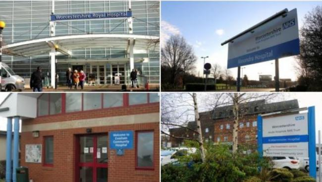 COVID: Two new deaths in Worcestershire hospitals