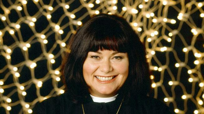 Dawn French to return as Vicar of Dibley for three Christmas specials on BBC One. Picture: BBC