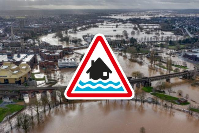 STORM CHRISTOPH: Multiple flood warnings in Worcestershire