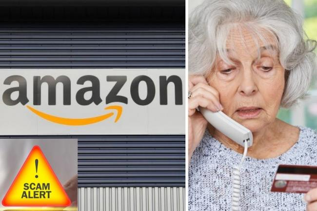 SCAM: Amazon is warning Worcestershire people of a new scam. Picture:PA