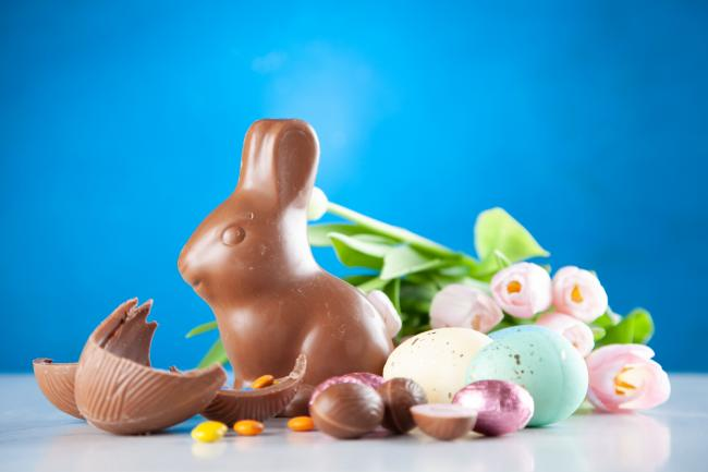 Why to we eat chocolate over Easter? -  Easter egg tradition explained. (Canva)