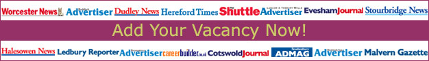 Malvern Gazette: Online Job Posting Offer