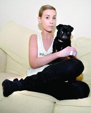 Crohn's sufferer Beth Townsend. Picture by Nick Toogood. 06462010.