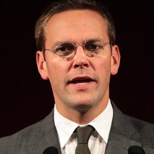 James Murdoch is stepping down as executive chairman of News International