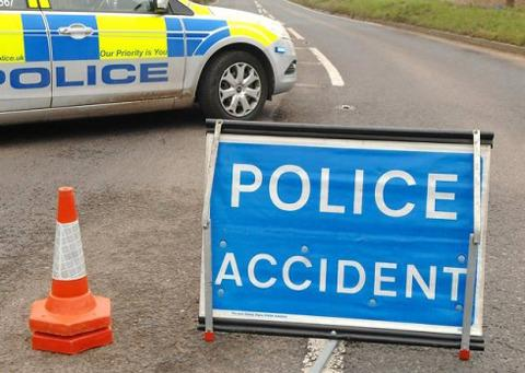 Witnesses sought to three car crash