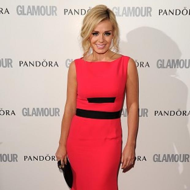 Katherine Jenkins will be taking to the dancefloor later this month
