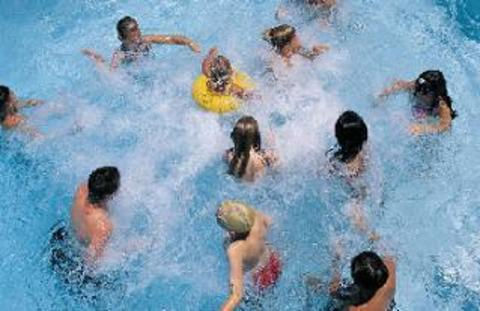 NEW POOL? City councillors may have to decide on one of two options.