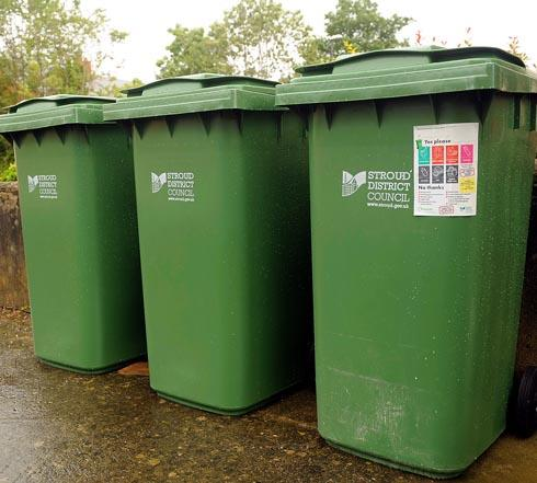 'Elite group' responsible for wheelie bin decision