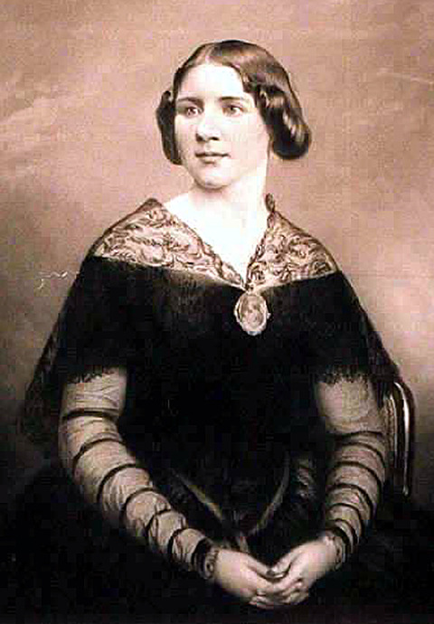 SOPRANO: Jenny Lind is buried in Great Malvern Cemetery.