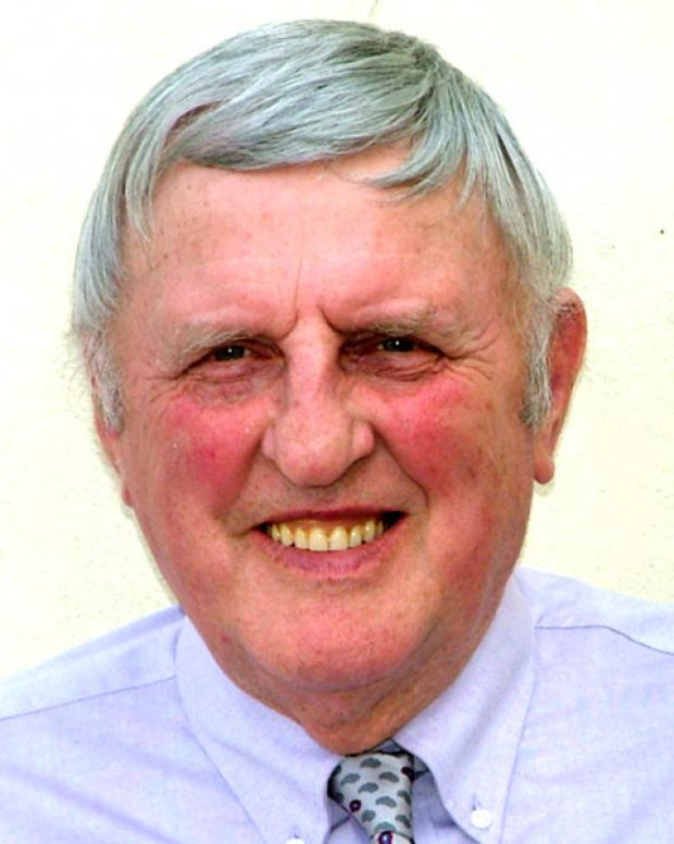 West Mercia's Police and Crime Commissioner Bill Longmore