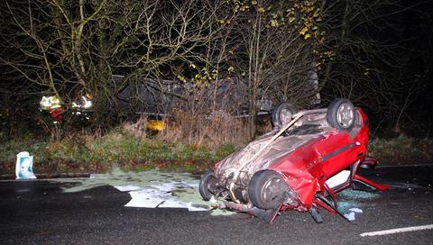 Man killed after car collides with lorry   Malvern Gazette