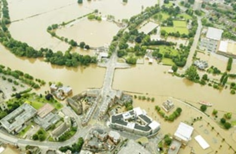 Bad flood management could affect local economy, warns centre manager