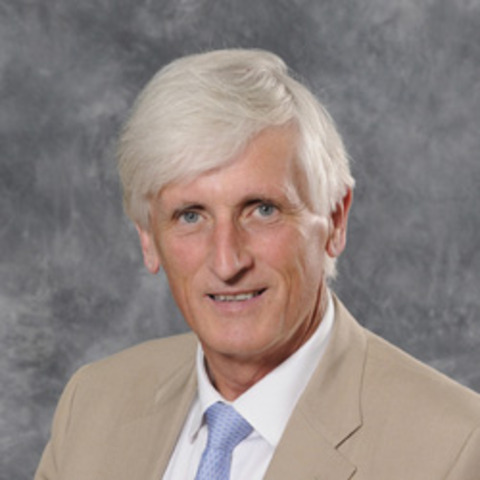Councillor Ken Pollock, from Worcestershire County Council