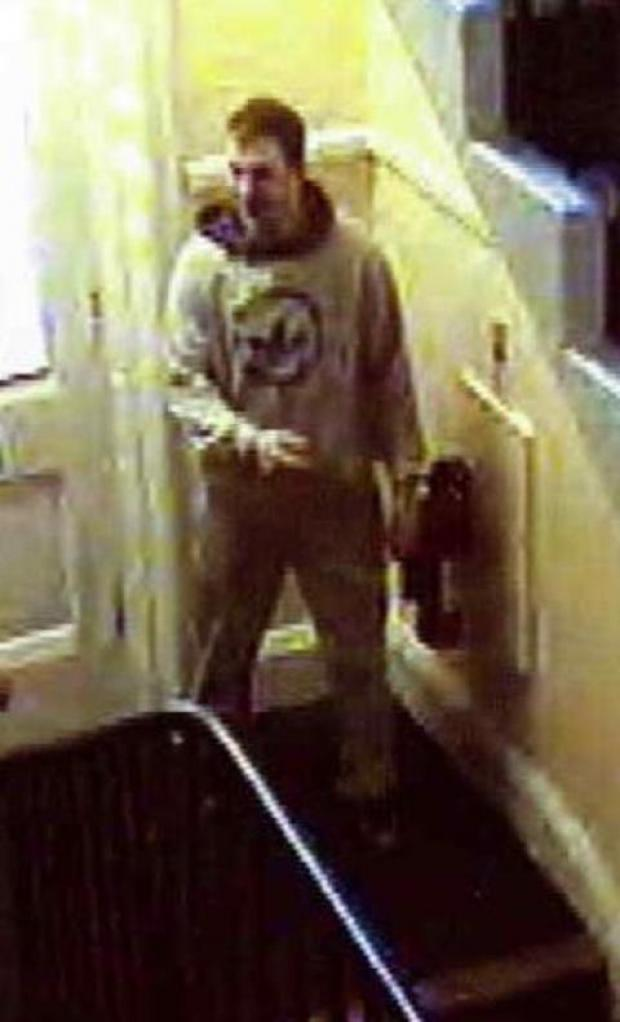 CCTV image released after school burglary