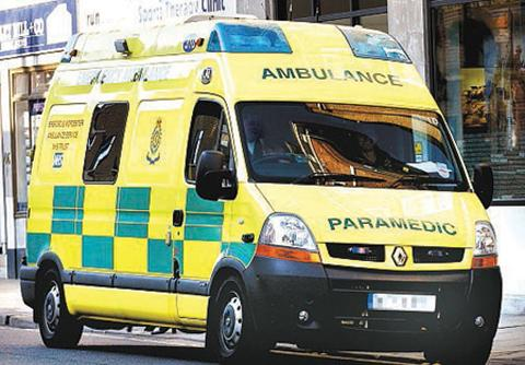 Woman suffers facial injury in horse riding accident