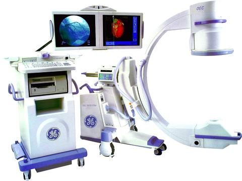 CAMPAIGN: A C-arm image intensifier similar to one that the appeal will buy for Malvern Community Hospital.