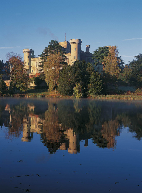 Eastnor Castle launches new website in time for Easter opening
