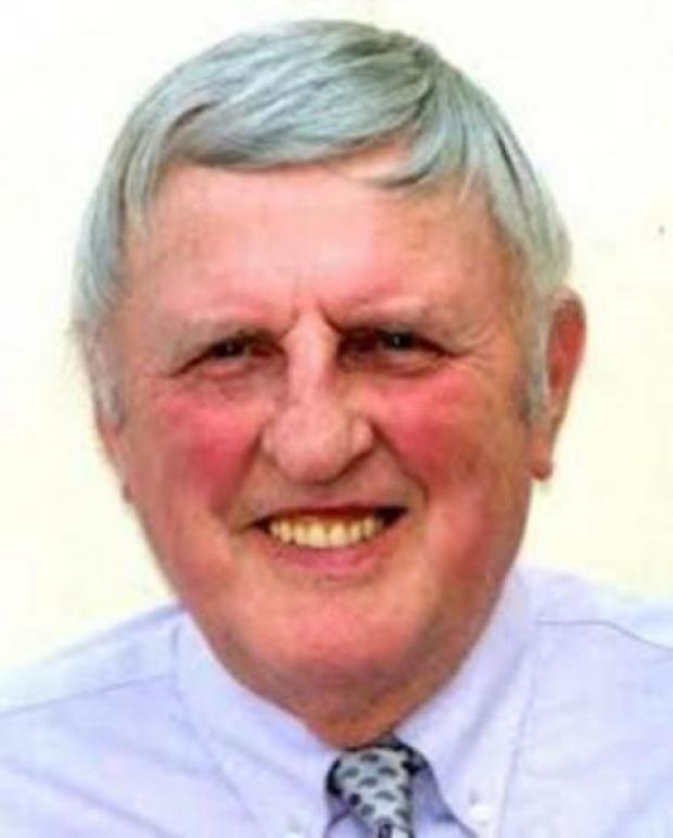 Malvern Gazette: Police and Crime Commissioner Bill Longmore
