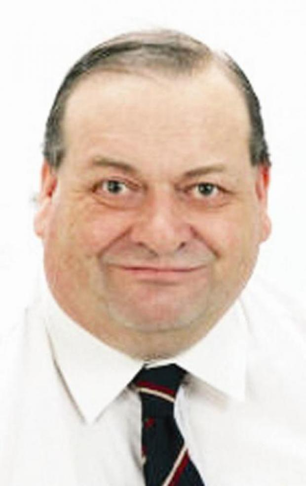 Malvern Gazette: Councillor Adrian Hardman, the leader of Worcestershire County Council