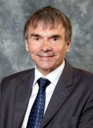 Councillor Peter McDonad, Labour group leader at the county council