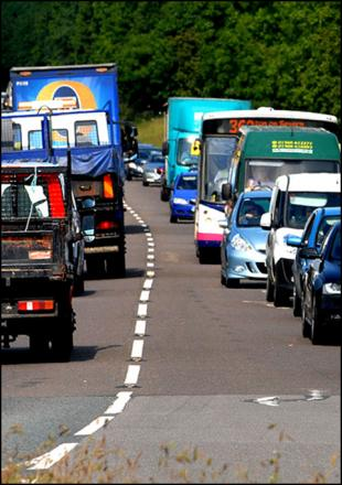 Worcester congestion: plan to tackle it