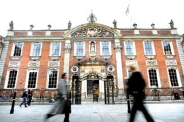Visitors can find out the secret history of the Guildhall, in Worcester